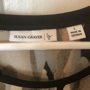 Susan Graver Tops - Gorgeous  Susan Graver top/dress